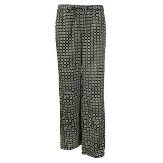 Tommy Hilfiger Women's Patterned July Fashion Pants - core navy multi (Option: 4)