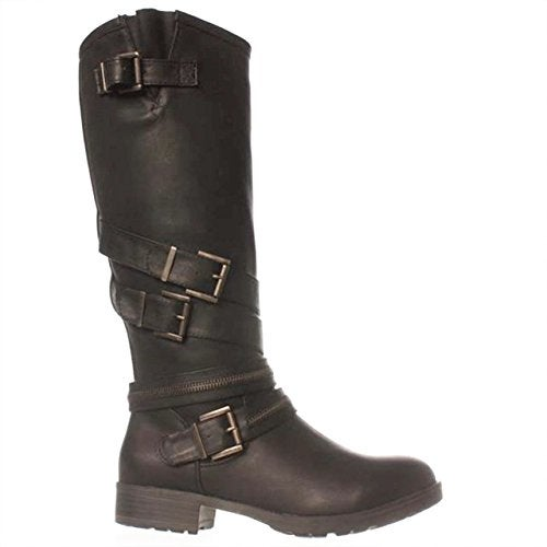 JFab Treyva Riding Boots - Black