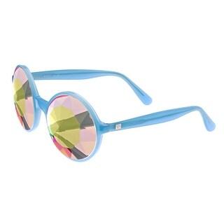 Sixty One Xperience Unisex Acetate Sunglasses - 100% UVA/UVB Prorection - Polarized Lens - Multi