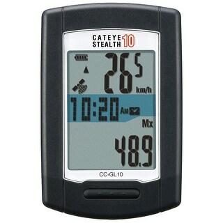 CatEye Stealth 10 GPS Cycling Computer - CC-GL10