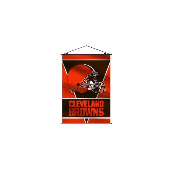 FREMONT DIE Inc Cleveland Browns Wall Banner Wall Banner