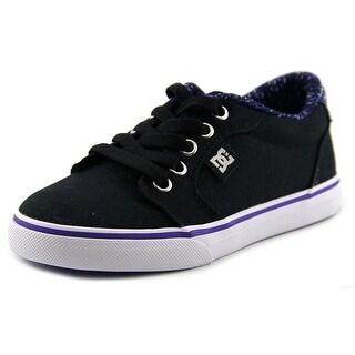 DC Shoes Anvil TX SE Round Toe Canvas Skate Shoe