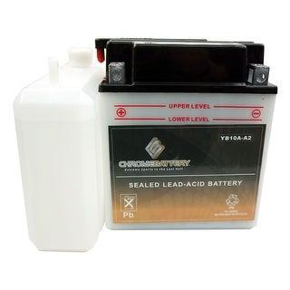 YB10A A2 ATV Battery For Kawasaki KLF250 A Bayou Year 03 12