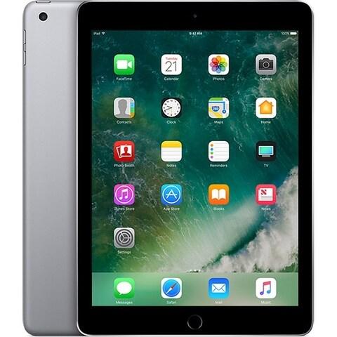 Apple iPad 5th Gen WiFi 32GB - Space Gray (Refurbished)