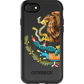 Mexico Flag Edition OtterBox Symmetry Series Case For iPhone 7 & 8