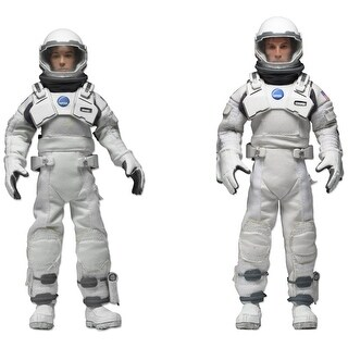 "Interstellar 8"" Clothed Action Figure 2-Pack - multi"