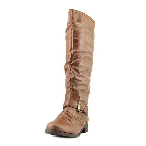 XOXO Marcher Womens Brown Boots