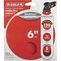 """Diablo 5Pk 6""""120G Psa Sand Disc - Thumbnail 0"""