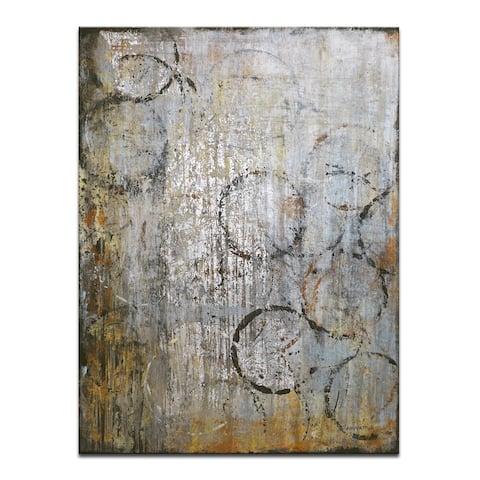 'Impulse' Wrapped Canvas Wall Art by Norman Wyatt Jr.