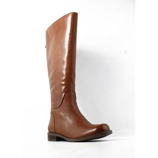 ea03e3b0a36 Quick View. Was  19.24.  5.05 OFF. Sale  14.19. Nine West Womens Contigua  Brown Riding Boots Size 5. Quick View