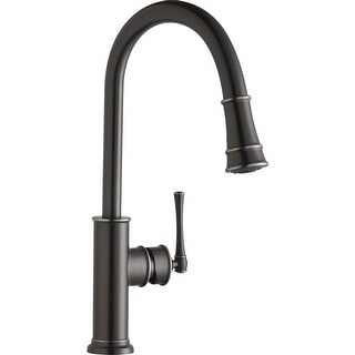 Elkay LKEC2031  Explore 1.5/2.2 GPM Deck Mounted Pull Out Kitchen Faucet