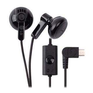 LG Micro USB Stereo Headset for LG Xenon GR500, Shine II GD710, eXpo GW820, CF36