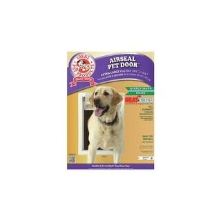 Ideal Pet Xl Air Seal Pet Door