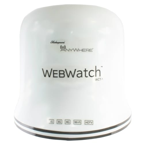 """Shakespeare Webwatch All-In-One Wi-Fi & Cellular Data Antenna WebWatch All-In-One Wi-Fi and Cellular Data Antenna"""