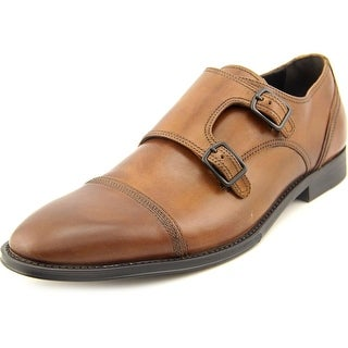 Kenneth Cole NY Stamp-ing Ground Men Round Toe Leather Oxford