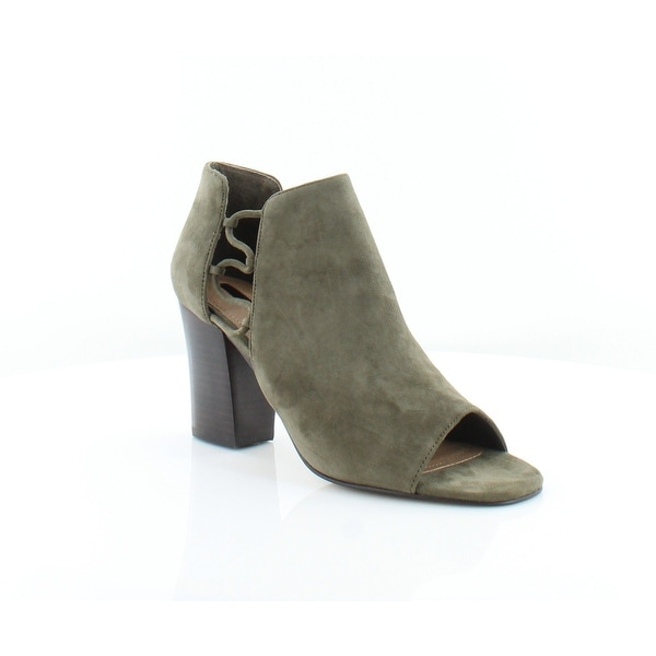 Tahari Post Women's Heels Olive
