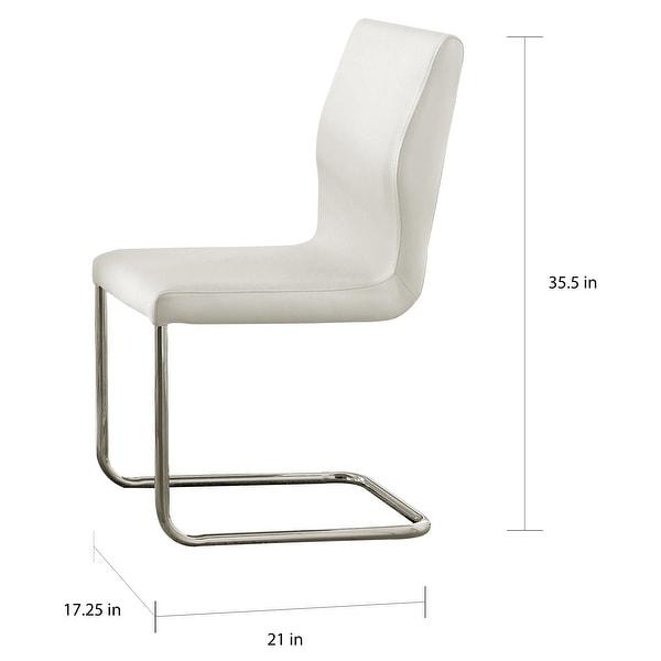 Furniture of America Raji Contemporary Glass Top 7-piece Dining Set