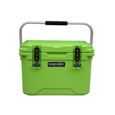CAMP-ZERO 20L 21 Quart Premium Cooler