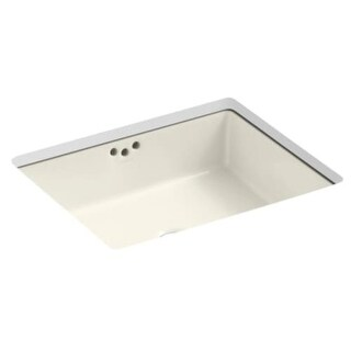 "Kohler K-2330 Kathryn 17"" Undermount Bathroom Sink with Overflow"