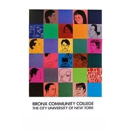''Bronx Community College'' by Elizabeth Catlett Education Art Print (36 x 24 in.)