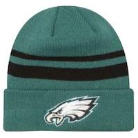 24d045d53 Shop New Era 2018 NFL Philadelphia Eagles Sport Stocking Knit Hat ...