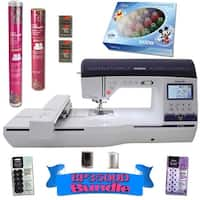 Brother Innov-is BP3500D Sewing Embroidery Machine With Bonus Bundle