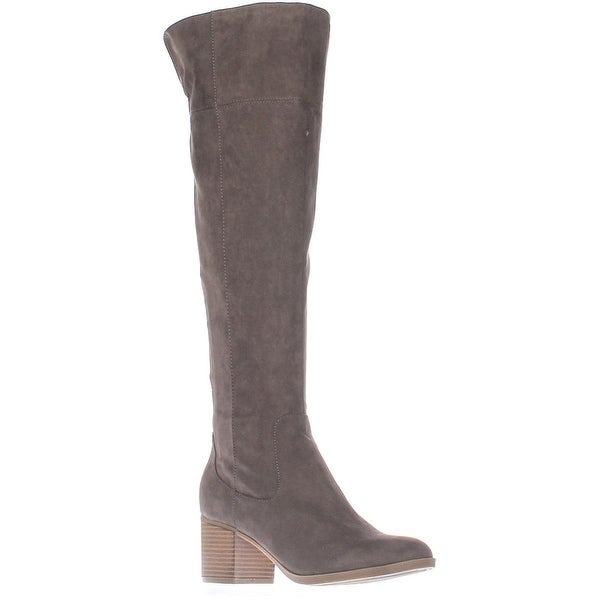 Indigo Rd Oneal Over-The-Knee Boots, Gray