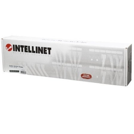 Intellinet - Intellinet Cat5e Patch Panel 48-Port, Utp, 2U