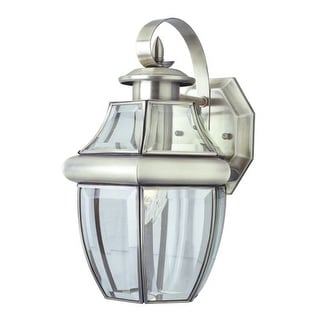 Single Light Down Lighting Outdoor Wall Sconce from the Outdoor Collection