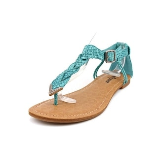 Minnetonka Fiesta Women Open Toe Synthetic Thong Sandal