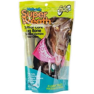 Super Breath Treats 8Oz Bag-Large