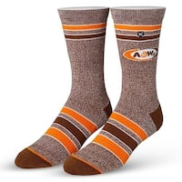 A&W Root Beer Heather Knit Socks, 6-13