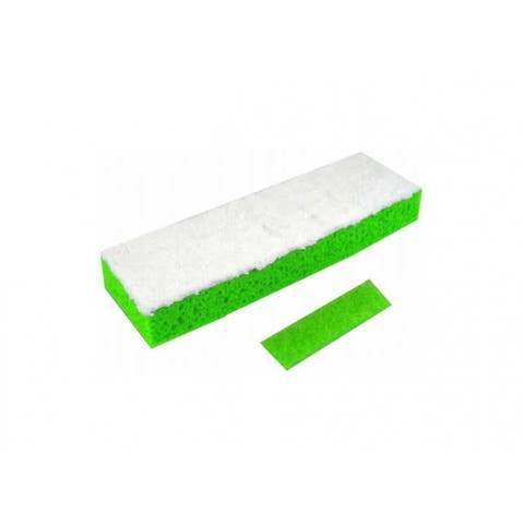 Quickie 0442HPM Microfiber Sponge Mop Refill, Highly Absorbent