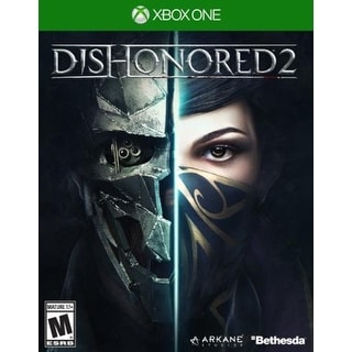 Bethesda Dishonored 2 - First Person Shooter - Playstation 4