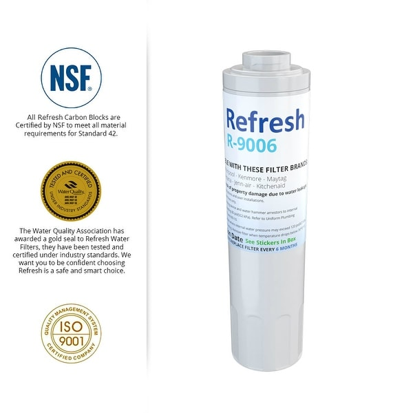 Refrigerator Water Filter for KitchenAid KFXS25RYMS2