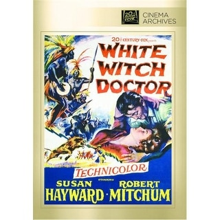 White Witch Doctor DVD Movie 1953