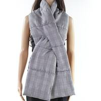 The Accessory Collective One Houndstooth Quilt Scarf $26