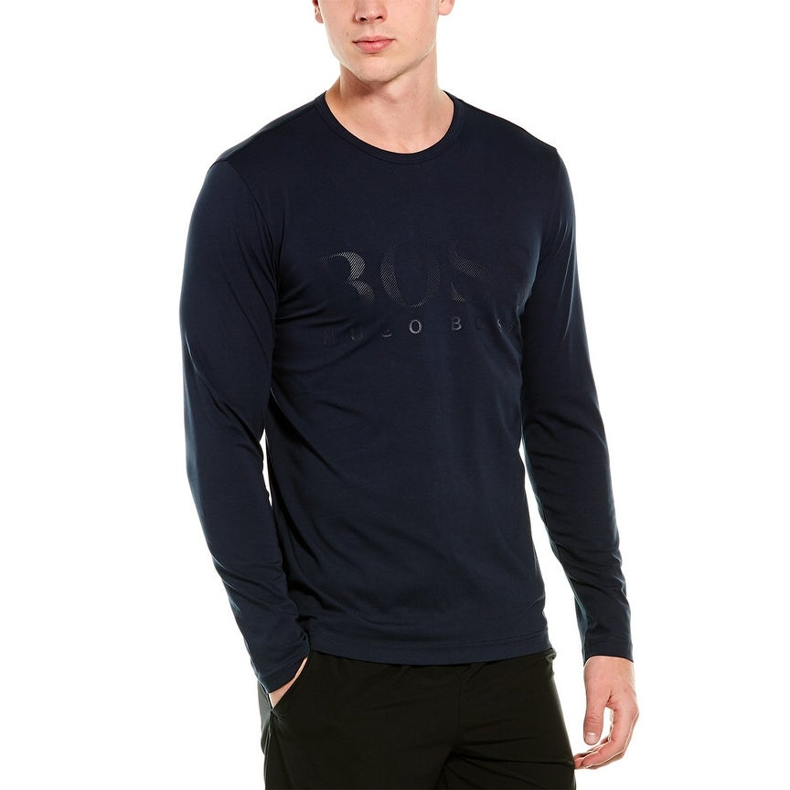 Blue XXXL Hugo Boss Mens Boss Togn Us T-Shirt