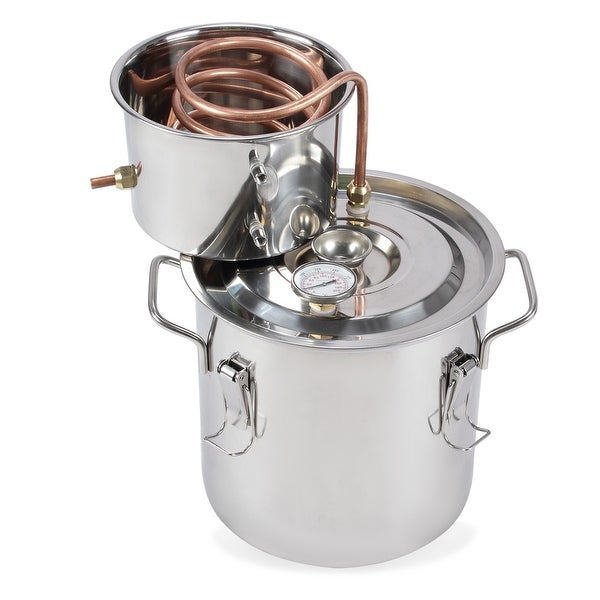 5 Gallon Water Distiller ~ Shop arksen gallon to liter water alcohol wine