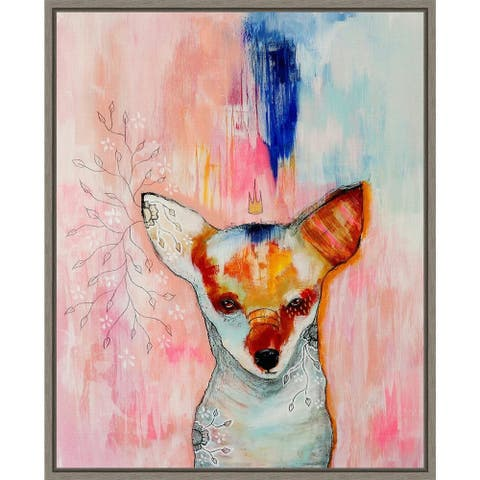 New Tricks Discovered by The Secret Hermit Framed Canvas Art