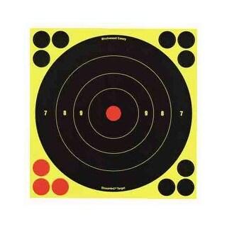 Birchwood casey 34805 b/c target shoot-n-c 8 bull's-eye 6 targets