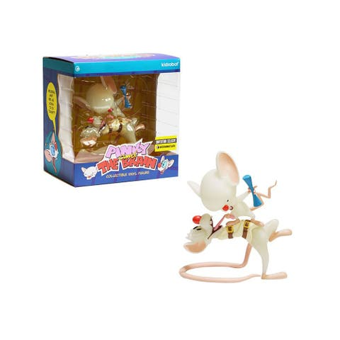 Pinky and the Brain Radioactive Glow-in-the-Dark Figure - Convention Exclusive