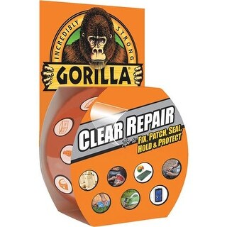 GORILLA GLUE CO 9Yd Cry Clr Gorilla Tape 6027002 Unit: EACH