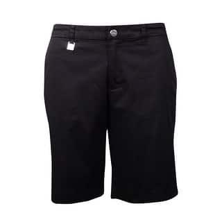 L-RL Lauren Active Women's Cotton Blend Solid Golf Shorts|https://ak1.ostkcdn.com/images/products/is/images/direct/cd63cf2d3c369035a2dbf5023ba418df9f5390bb/L-RL-Lauren-Active-Women%27s-Cotton-Blend-Solid-Golf-Shorts.jpg?impolicy=medium