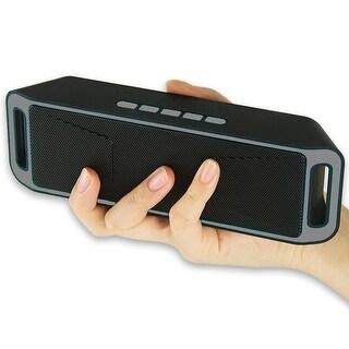 Indigi® Bluetooth Wireless Speaker SUPER BASS Portable For Smartphone Tablet PC Laptop