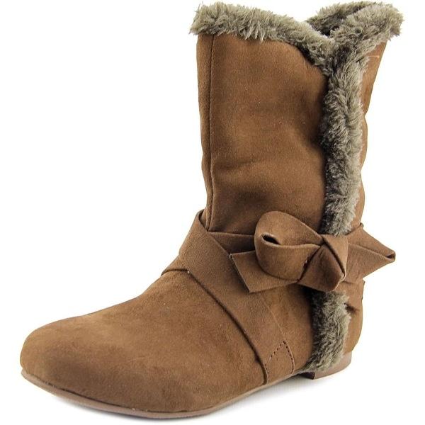 Dolce by Mojo Moxy Hopper Women W Round Toe Synthetic Winter Boot