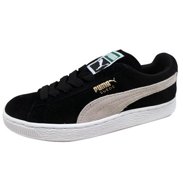 Puma Women's Suede Classic Black 355462 01