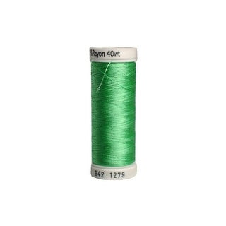 942 1279 Sulky Rayon Thread 40wt 250yd Willow Green