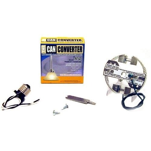 The can converter r4 recessed can light conversion kit for 4 the can converter r4 recessed can light conversion kit for 4 recessed cans aloadofball Choice Image
