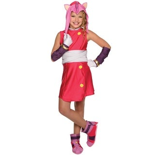 Rubies Amy Child Costume - Pink